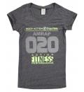 Body Action Γυναικεία Κοντομάνικη Μπλούζα Women Short Sleeve T-Shirt 051615