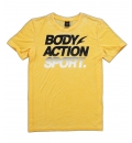 Body Action MEN SHORT SLEEVE T-SHIRT
