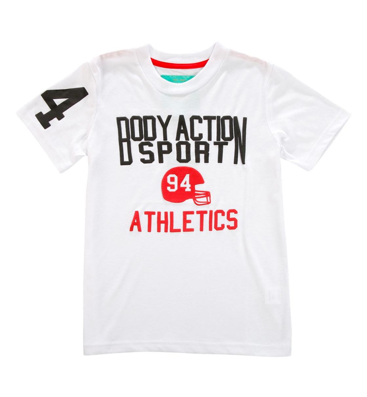 Body Action Παιδική Κοντομάνικη Μπλούζα Boys Short Sleeve T-Shirt 054702