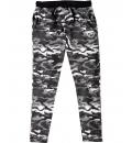 Body Action Ανδρικό Αθλητικό Παντελόνι Men Classic Sweatpants 023837