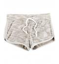 Body Action Γυναικείο Αθλητικό Σορτς Women Curved Hem Shorts 031834
