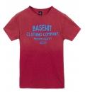 Basehit Ανδρική Κοντομάνικη Μπλούζα Men'S S/S T-Shirt With Spray BM33.16S