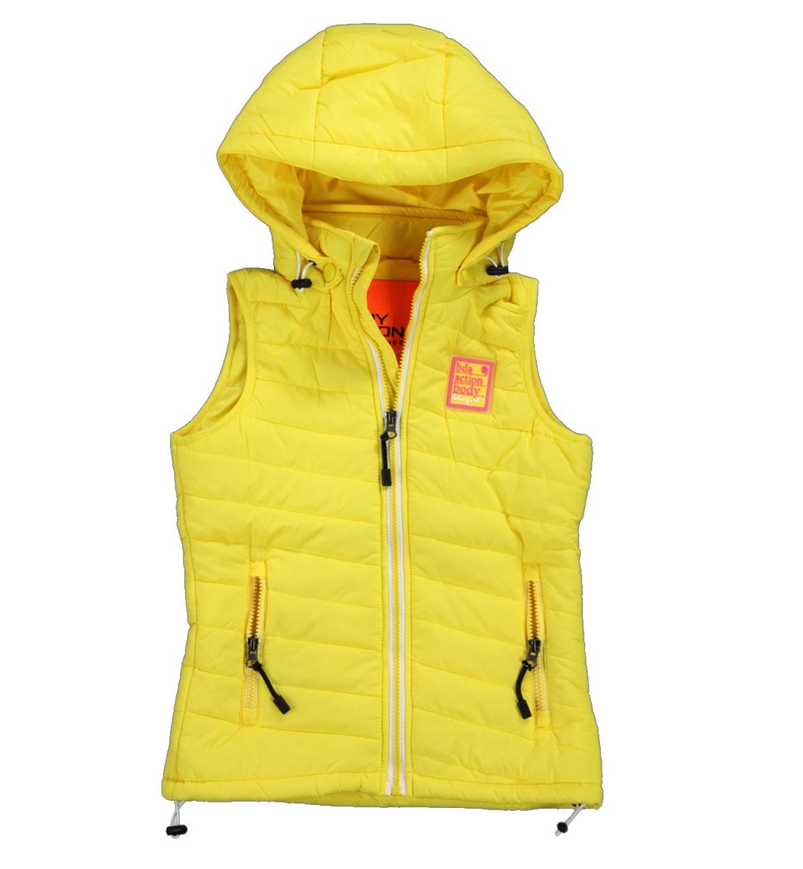 Body Action Παιδικό Αθλητικό Μπουφάν Αμάνικο Kids Ultralight Quilted Vest 072601