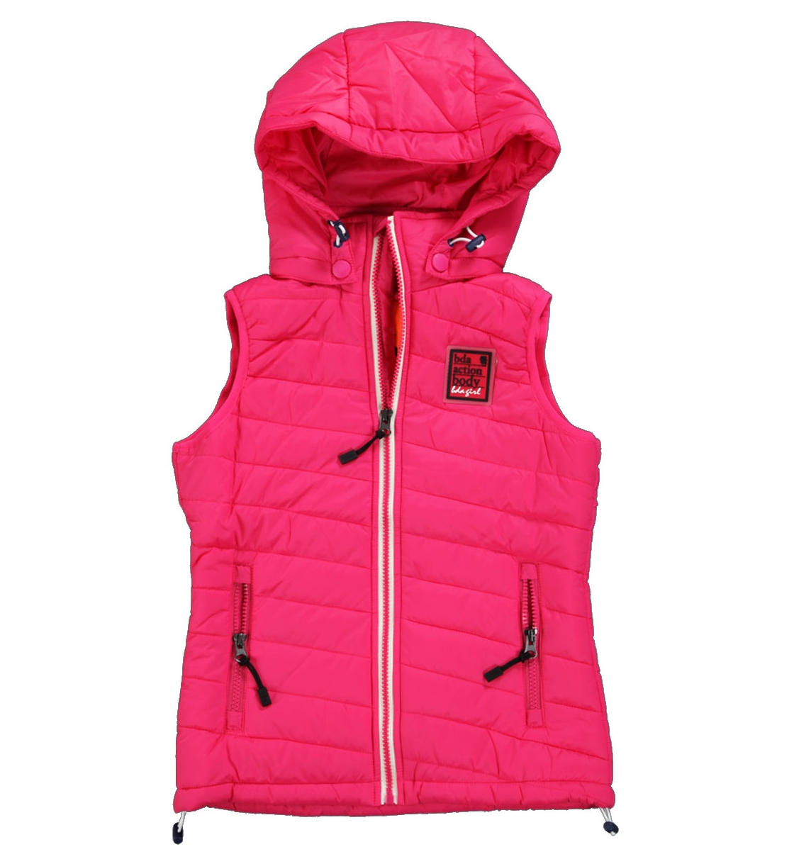 Body Action Παιδικό Αθλητικό Μπουφάν Αμάνικο Kids Ultralight Quilted Vest 072601