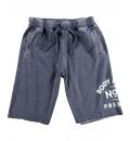 Body Action Ανδρική Αθλητική Βερμούδα Men Burnout Shorts 033811