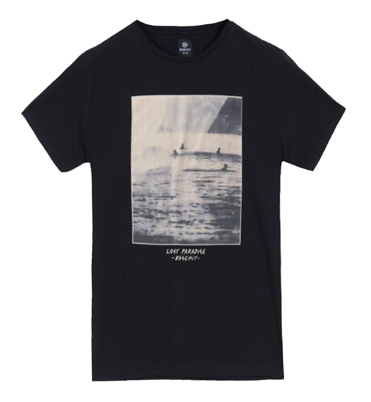 Basehit Ανδρική Κοντομάνικη Μπλούζα Men'S S/S T-Shirt BM33.98