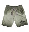 Body Action Ανδρική Αθλητική Βερμούδα Men Jogger-Style Sweat Shorts 033826