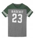 Basehit Ανδρική Κοντομάνικη Μπλούζα Men'S S/S T-Shirt BM33.110