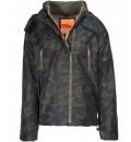 Body Action Men Winter Fleece Lined Jacket