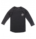 Body Action Γυναικεία Μακρυμάνικη Μπλούζα Women Oversized Fit T-Shirt 061827