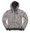 Body Action Γυναικεία Ζακέτα Με Κουκούλα Women Full-Zip Sweatshirt 071820