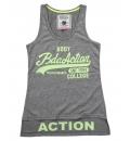 Body Action Γυναικεία Αμάνικη Μπλούζα Women Tank Top 041607