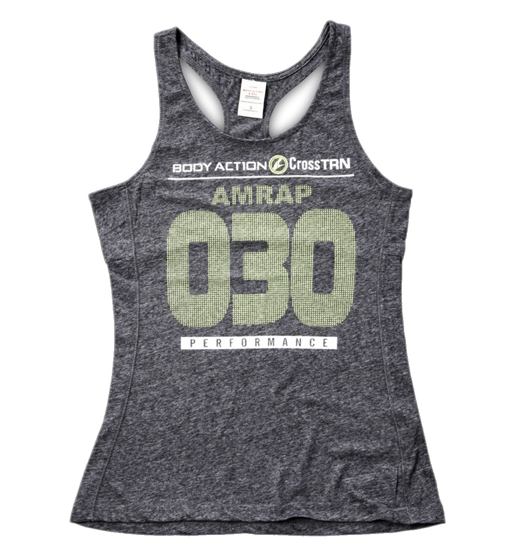 Body Action Γυναικεία Αμάνικη Μπλούζα Women Racerback Tank Top 041610