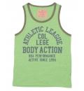 Body Action Ανδρική Αμάνικη Μπλούζα Men Regular Fit Tank Top 043504