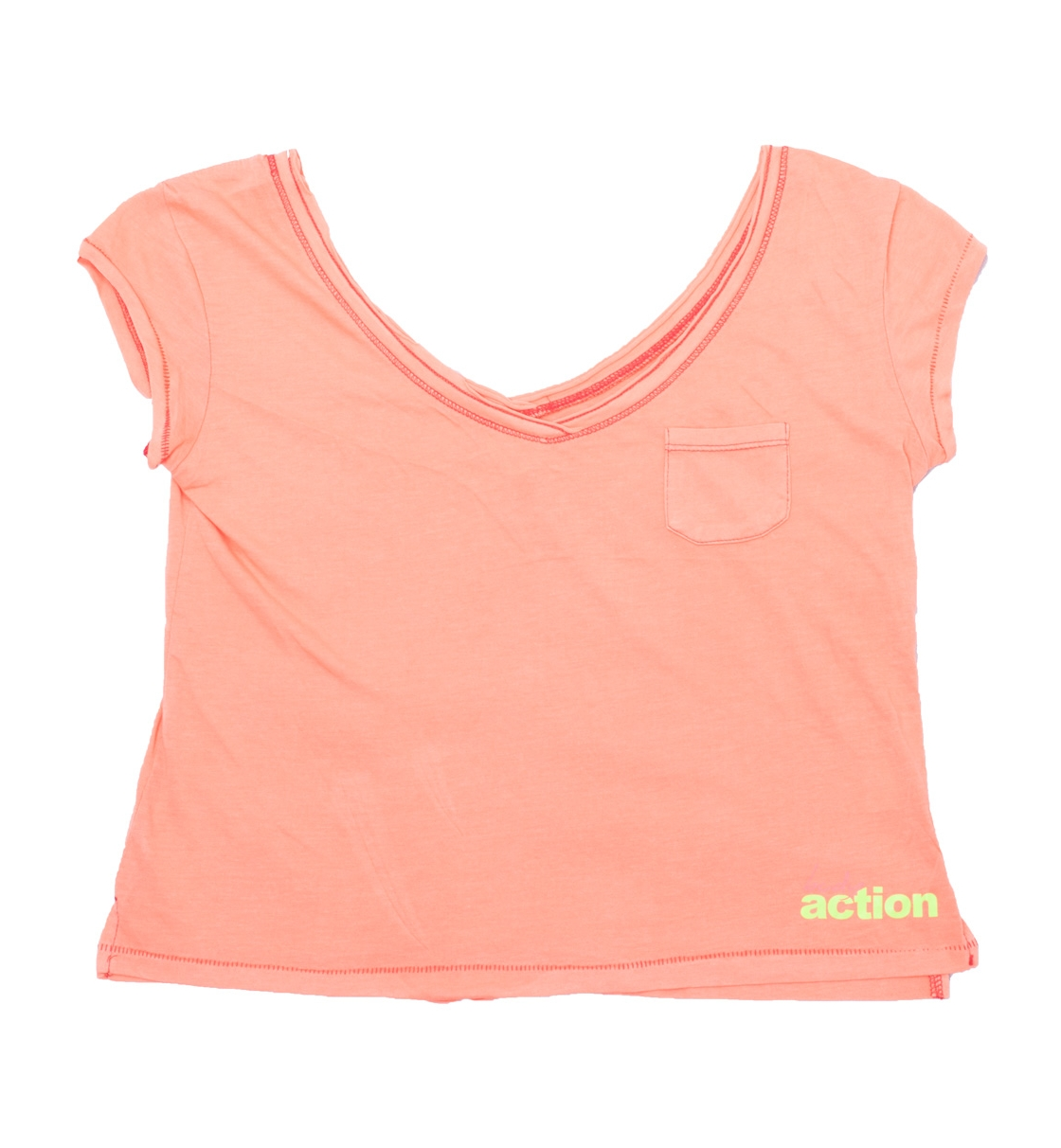 Body Action LOOSE FIT S/S TOP