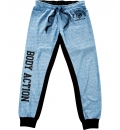 Body Action Γυναικείο Αθλητικό Παντελόνι Women Regular Fit Sweatpants 021723