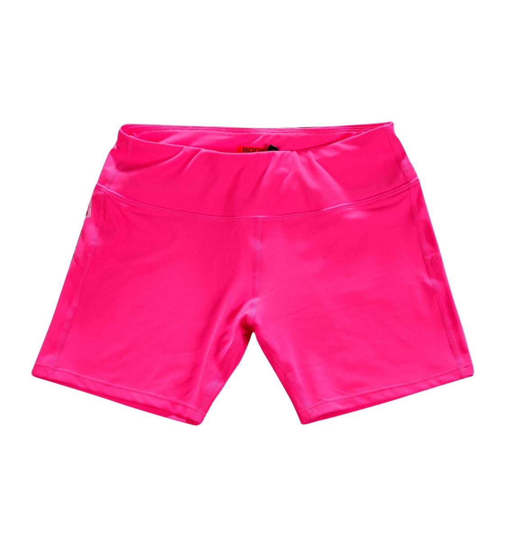 Body Action Γυναικείο Αθλητικό Σορτς Women Fitted Running Shorts 031728