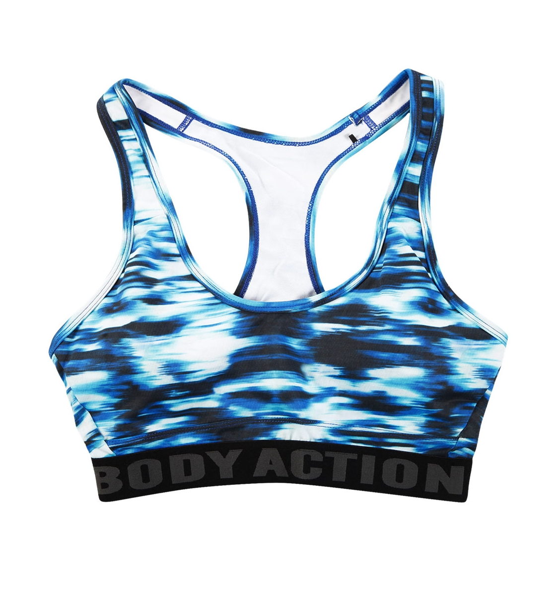 Body Action Women Racerback Sports Bra