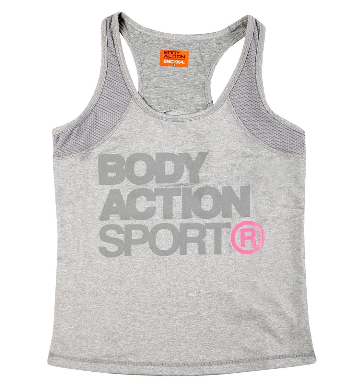 Body Action Γυναικεία Αμάνικη Μπλούζα Women Racerback Tank Top 041734