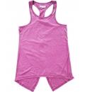 Body Action Γυναικεία Αμάνικη Μπλούζα Women Overlap Open Back Top 041737