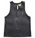 Body Action Γυναικεία Αμάνικη Μπλούζα Women Active Tank Top 041742
