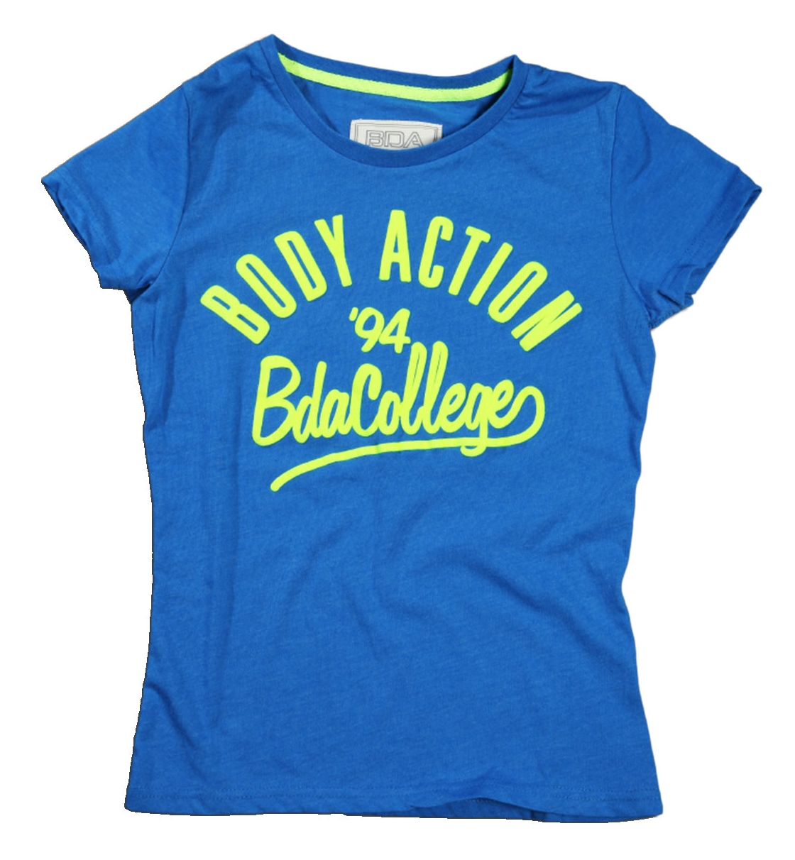 Body Action WOMEN S/S T-SHIRT
