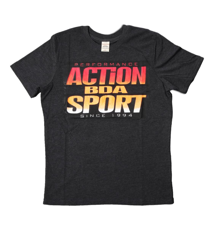 Body Action Ανδρική Κοντομάνικη Μπλούζα Men Slim Fit S/S T-Shirt 053515