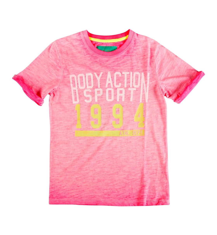 Body Action Παιδική Κοντομάνικη Μπλούζα Boys Short Sleeve T-Shirt 054701