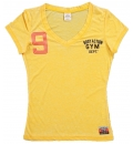 Body Action Γυναικεία Κοντομάνικη Μπλούζα Women Short Sleeve T-Shirt 051601
