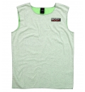 Body Action Ανδρική Αμάνικη Μπλούζα Men Slim Fit Sleeveless Top 043601