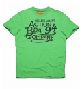 Body Action MEN SLIM FIT S/S T-SHIRT
