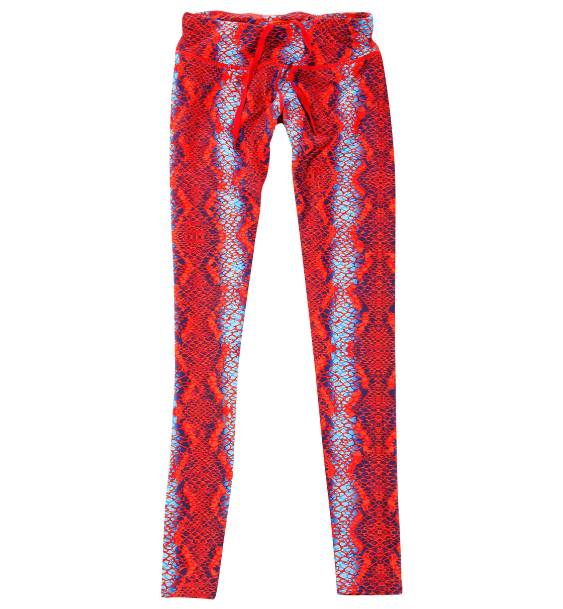 Body Action Women Allover Printed Fitted Leggings
