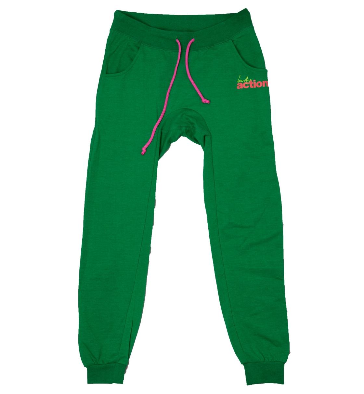 Body Action Γυναικείο Αθλητικό Παντελόνι Drop Crotch 021408