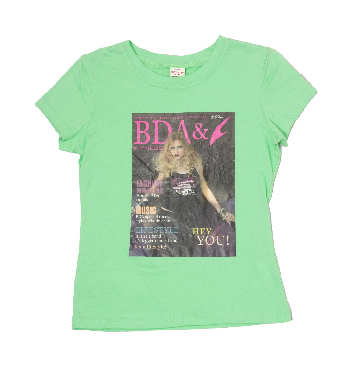 57e3aff9ff2e Body Action Γυναικεία Κοντομάνικη Μπλούζα Women Short Sleeve Top 051202