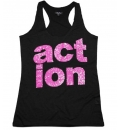 Body Action Γυναικεία Αμάνικη Μπλούζα Women Racerback Tank Top 041512