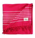 Body Action Πετσέτα Beach Towel Stripes 095801