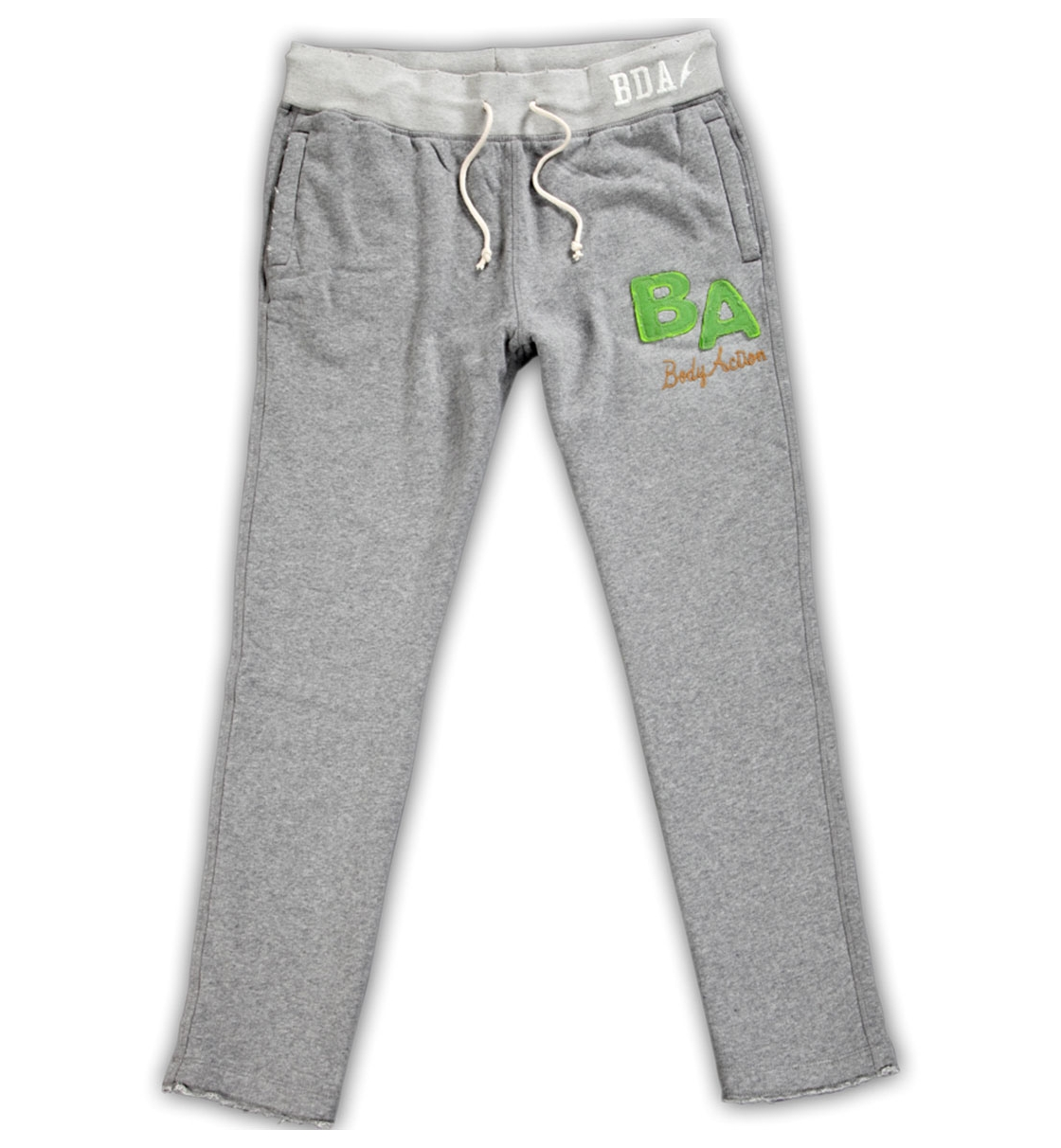 Body Action Ανδρικό Αθλητικό Παντελόνι Men Relaxed Fit Pants 023607