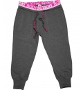 Body Action Γυναικείο Αθλητικό Παντελόνι Κάπρι FW17 Women Drop Crotch Capri Pants 031504