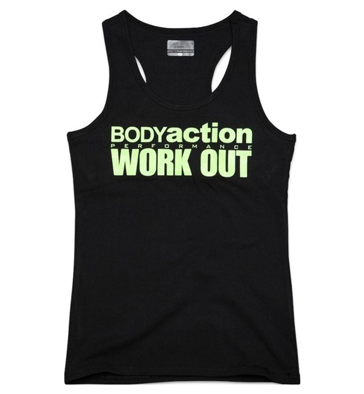 Body Action Γυναικεία Αμάνικη Μπλούζα Women Racerback Tank Top 041505