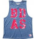 Body Action Γυναικεία Αμάνικη Μπλούζα Women Oversized Tank Top 041732