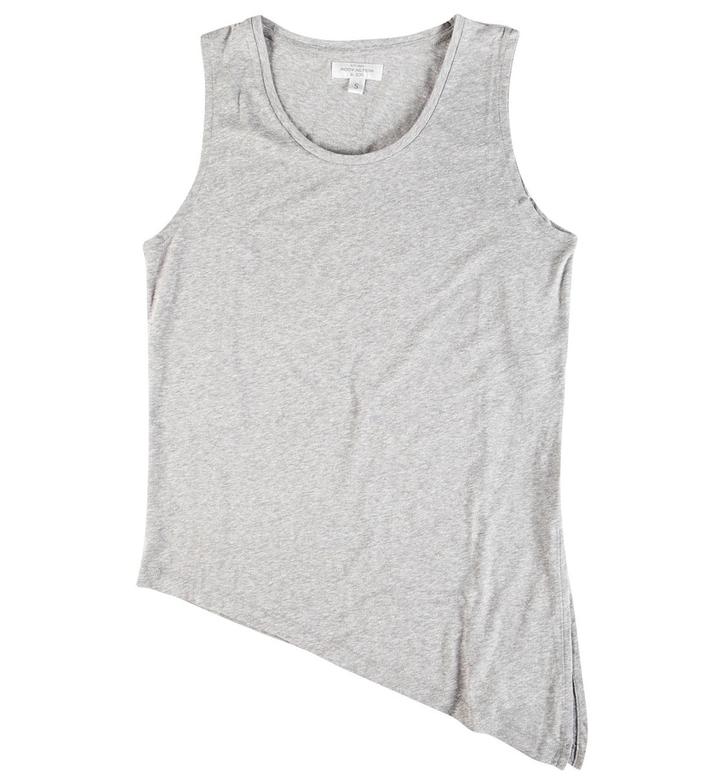 Body Action Γυναικεία Αμάνικη Μπλούζα FW18 Women Assymetric Sleeveless Top 041743