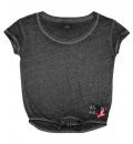 Body Action Γυναικεία Κοντομάνικη Μπλούζα Women Loose Fit S/S Top 051503