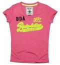 Body Action Γυναικεία Κοντομάνικη Μπλούζα Women Short Sleeve T-Shirt 051511