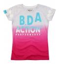 Body Action Γυναικεία Κοντομάνικη Μπλούζα Women Dyp Dyed T-Shirt 051617