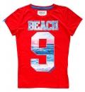 Body Action Γυναικεία Κοντομάνικη Μπλούζα Women Short Sleeve T-Shirt 051724