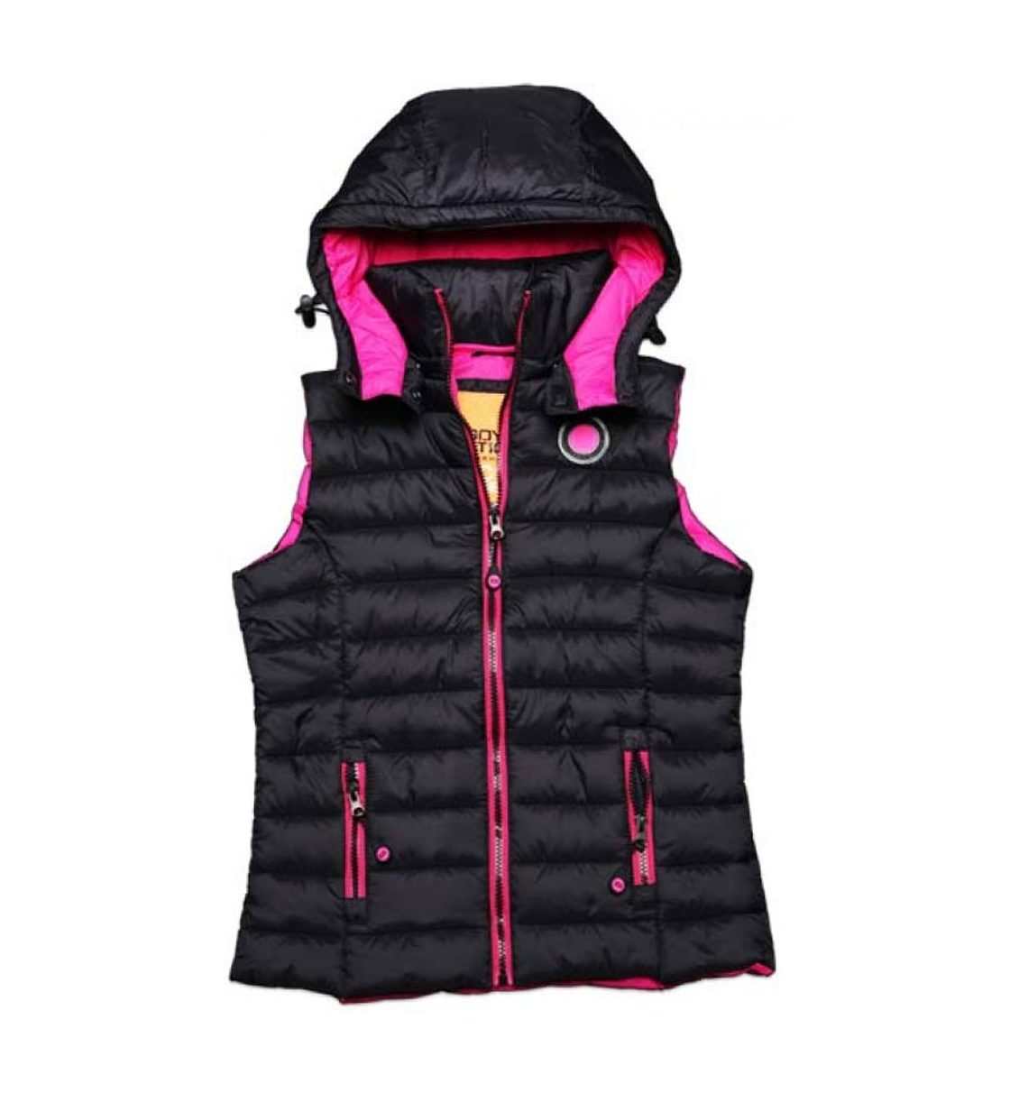 Body Action WOMEN ULTRALIGHT QUILTED VEST