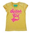 Body Action Παιδική Κοντομάνικη Μπλούζα Girls Short Sleeve T-Shirt 052601