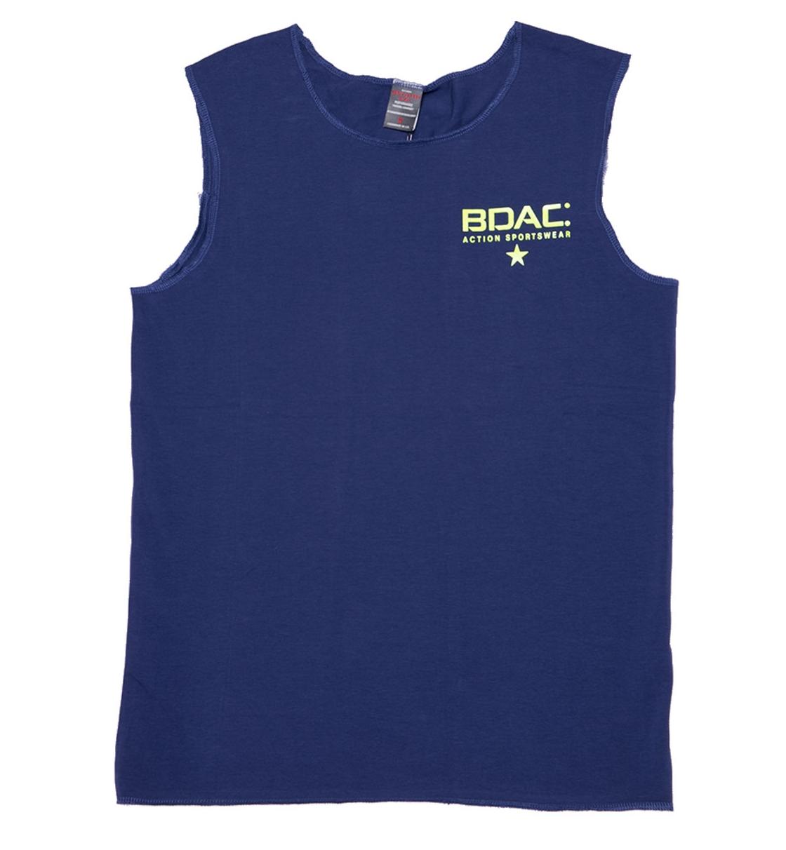 Body Action Ανδρική Αμάνικη Μπλούζα Men Slim Fit Sleeveless Top 043501