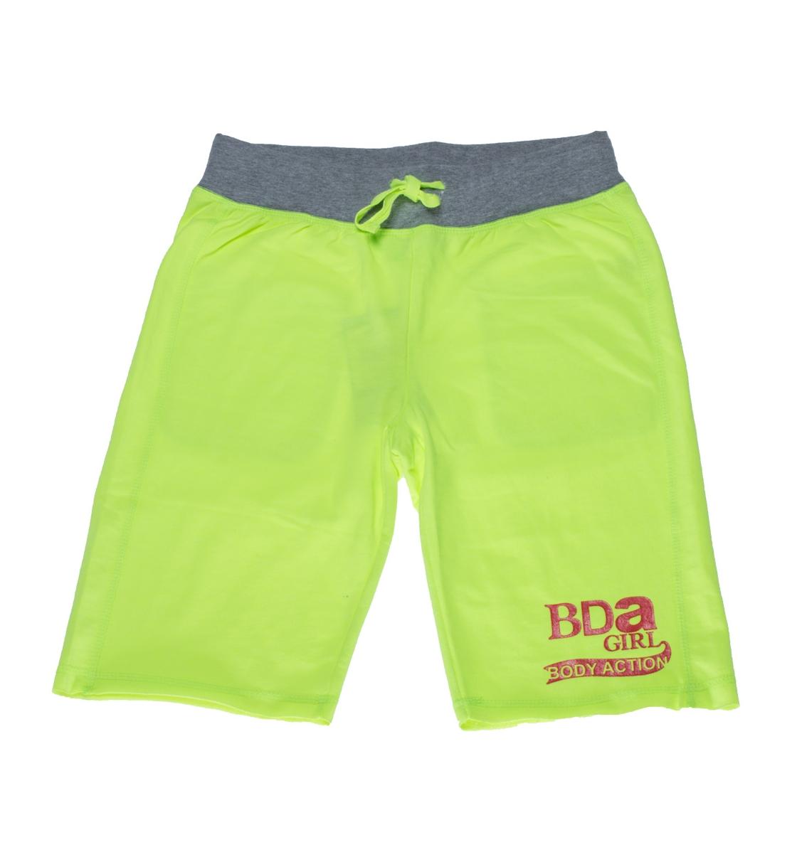 Body Action Παιδική Αθλητική Βερμούδα Girl Bermuda Shorts 032504