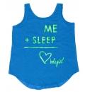Body Action Παιδική Αμάνικη Μπλούζα Girls Sleeveless Top 042501